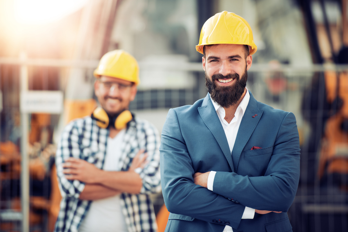 ubezpieczenie firmy budowlanej obraz