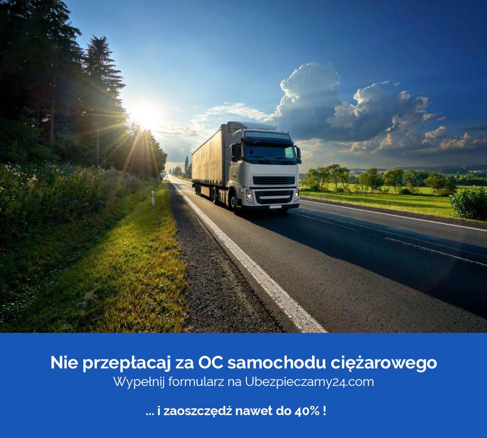ubezpieczenie samochodu ciężarowego lead 2