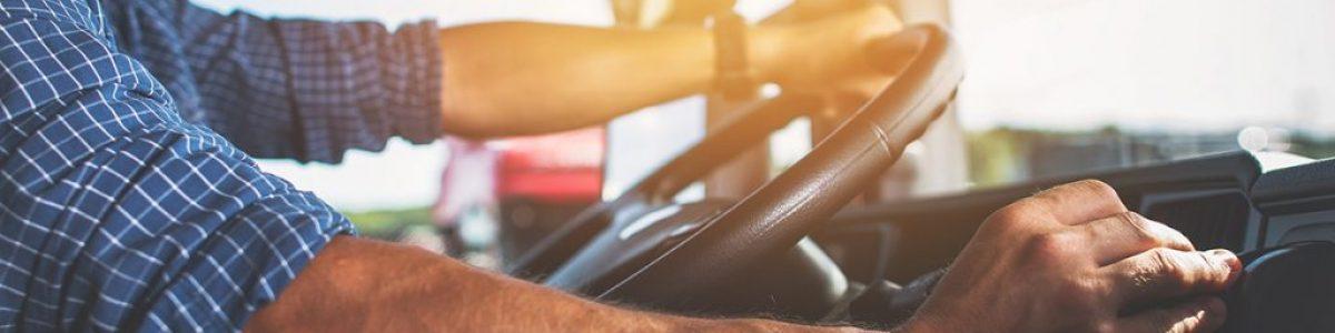 ubezpieczenie samochodu ciężarowego obraz